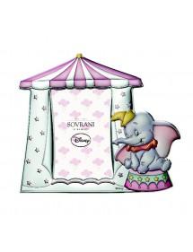 Portafotos Dumbo rosa