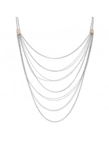 Collar Fili D`argento