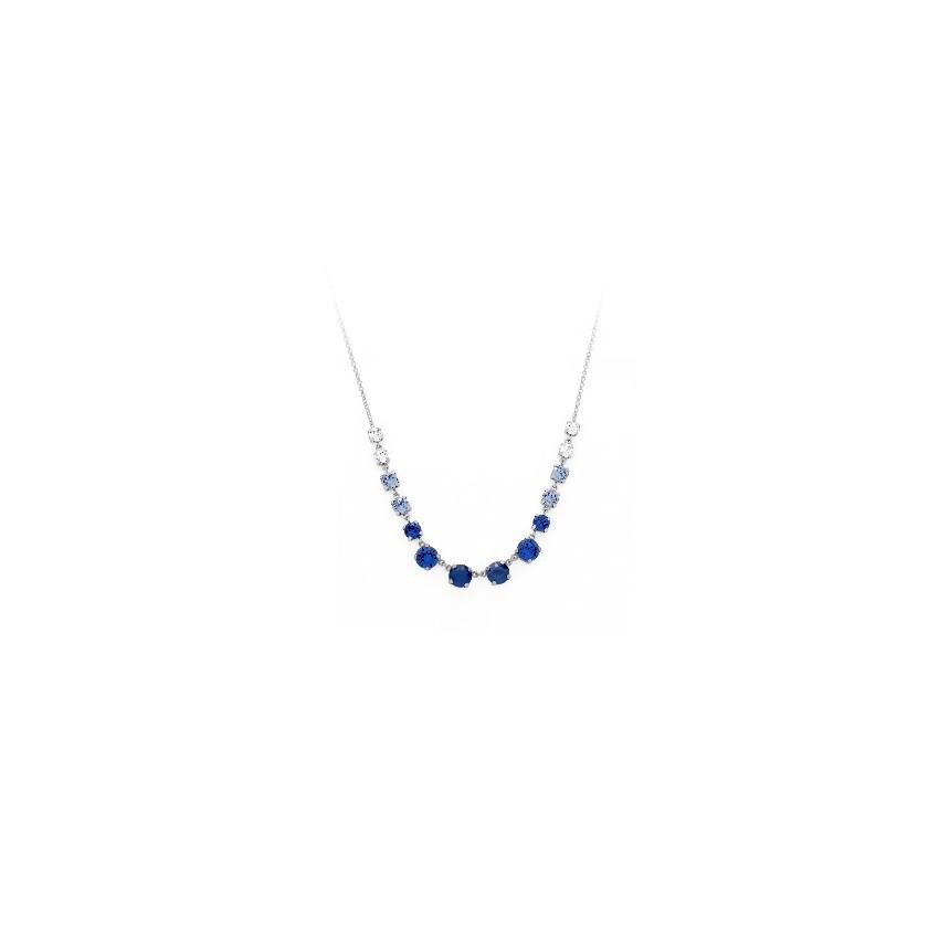 Gargantilla Royal Blue