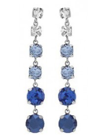 Pendientes Royal Blue