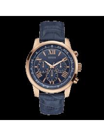 Reloj Guess Gents Blue Print