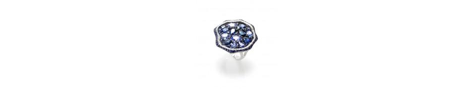 Venta de anillos en Oro de 18K | joyeriaelfaro.com